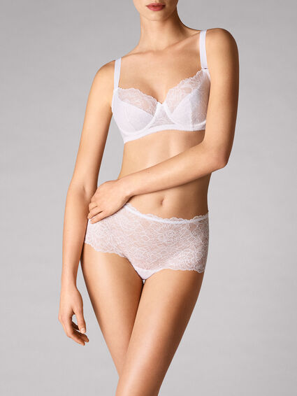 f1ad1cb3e3 Sheer Touch Push-Up Bra. £100.00. Stretch Lace Cup Bra