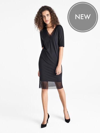 1076f9ad42f6 Fatal Drape Dress