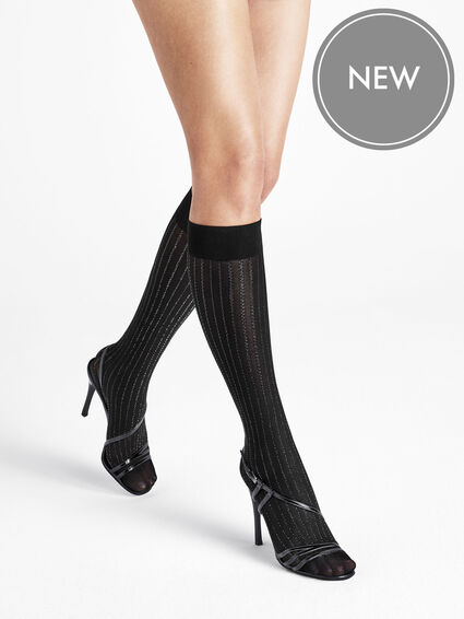 a43967417e0 Sparkle Strip Knee-Highs
