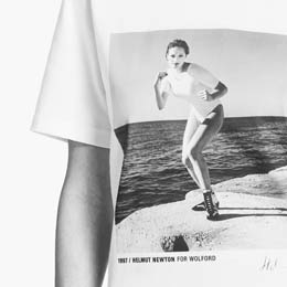 Helmut Newton T-Shirts